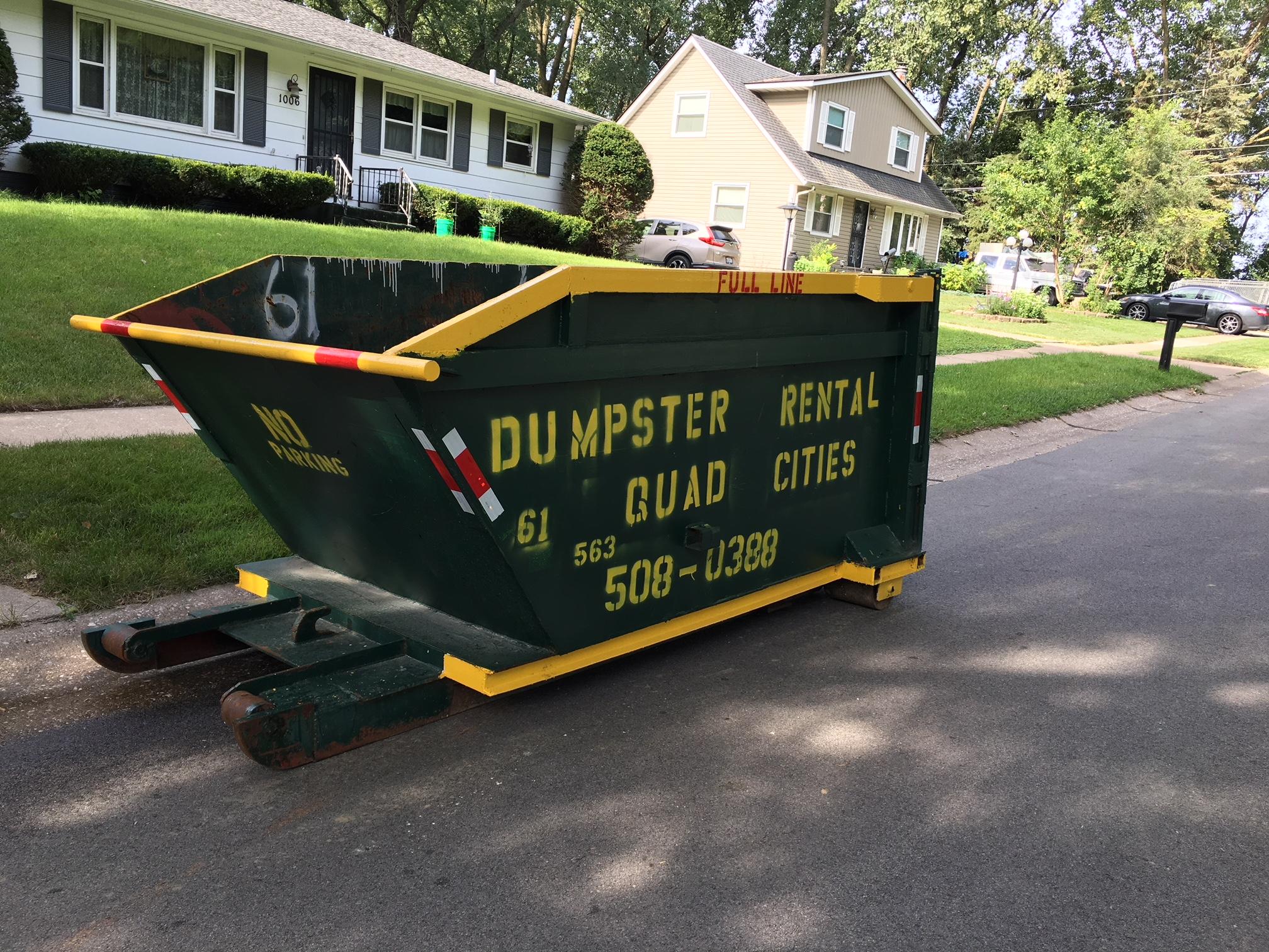 Blog Dumpster Rental Quad Cities